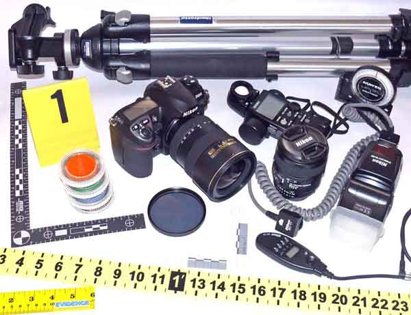 Crime Scene Photography Kit